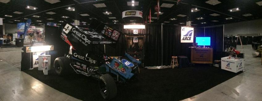 PRI 2015 Booth #3127 ARCR/Amick Associates, Inc. 2015 PRI Show in Indianapolis, IN