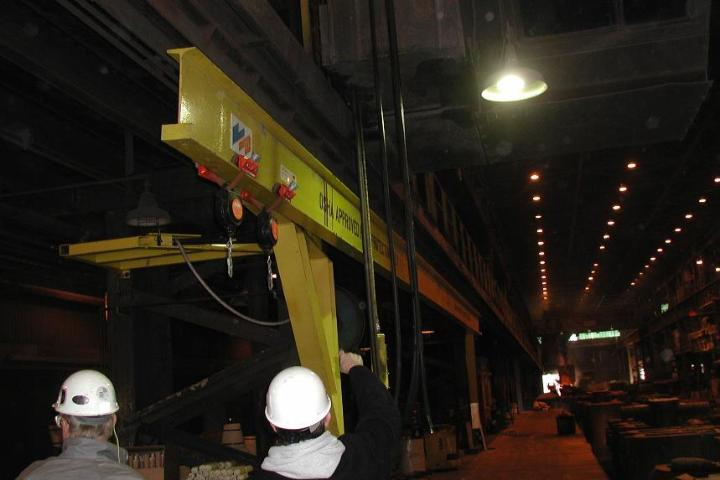 AMICK MILLER FALL PROTECTION SYSTEMS