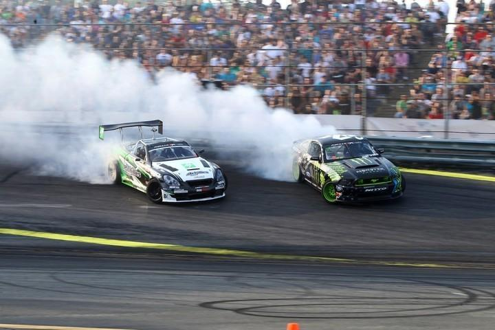 AMICK TO BUILD WING RESTRAINT PRODUCT FOR THE 2017 FORMULA DRIFT SERIES