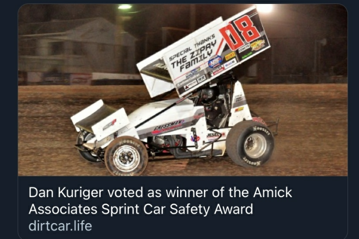 Amick News from Lernerville Speedway