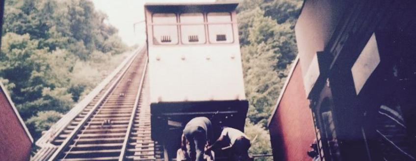 Amick Associates, Inc. 1991 Monongahela Incline Cable Installation Project